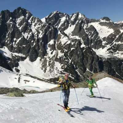 Haute Route Vysoké Tatry